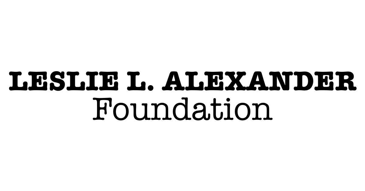Leslie L Alexander Foundation