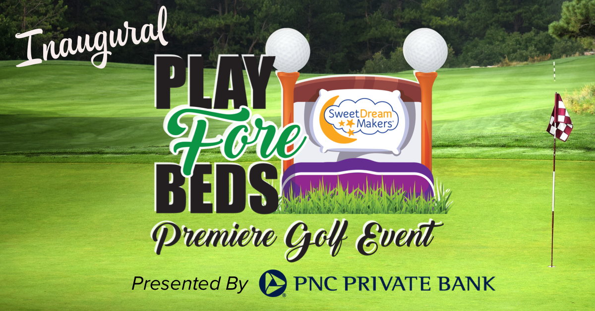 Play Fore BedsGolf Event Logo